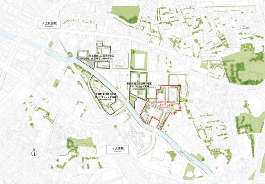oosaki-map