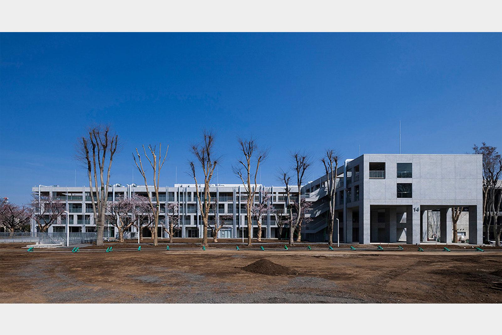 武蔵野美術大学 14号館