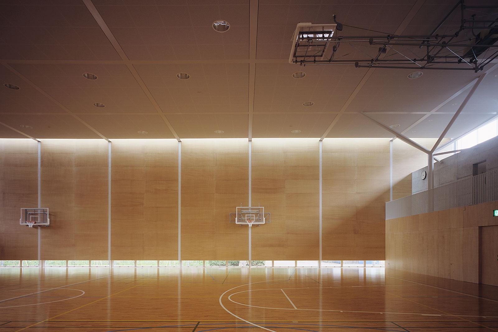 相模女子大学 体育館