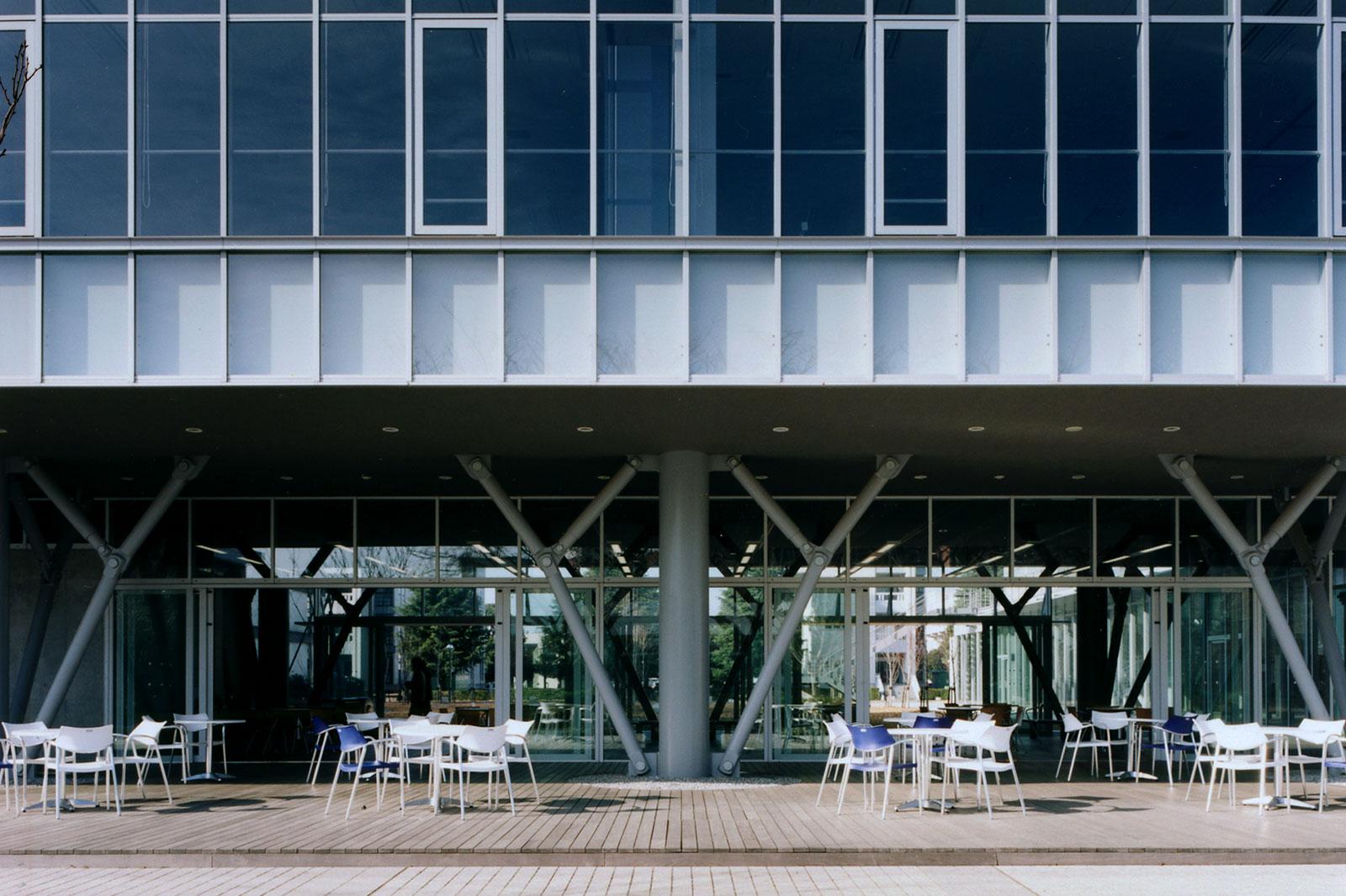 日本大学 理工学部 船橋校舎 14号館