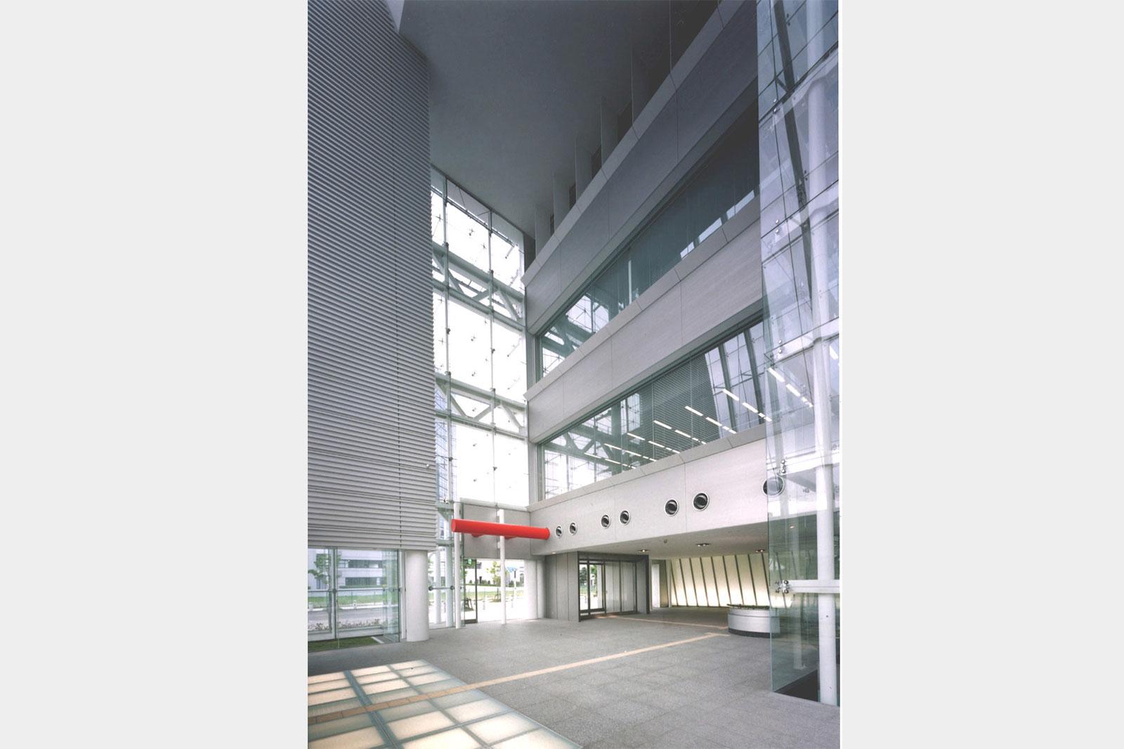 産業技術総合研究所 臨海副都心センター