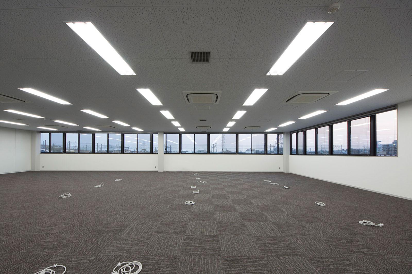 越谷貨物ターミナル駅配送センター