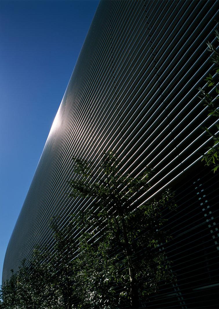 福島白河第一データセンター