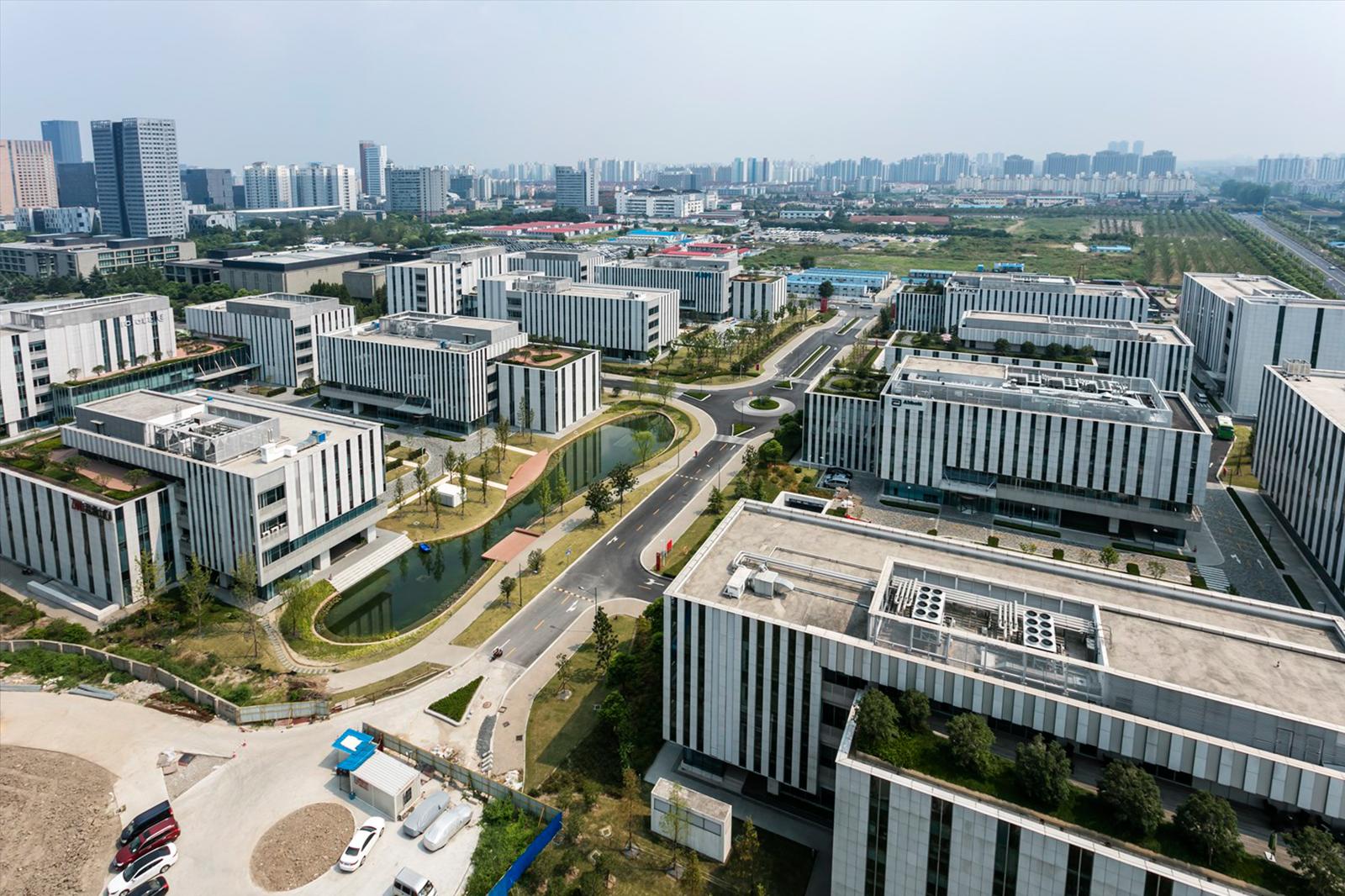 漕河涇科技緑洲 Ⅲ期