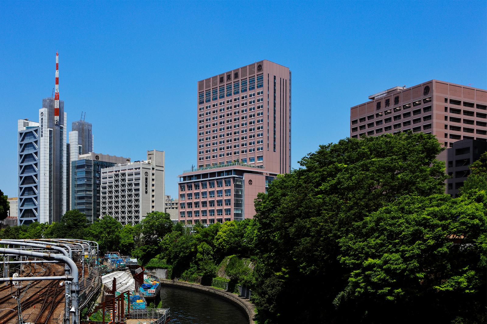 順天堂大学医学部附属 順天堂醫院 B棟