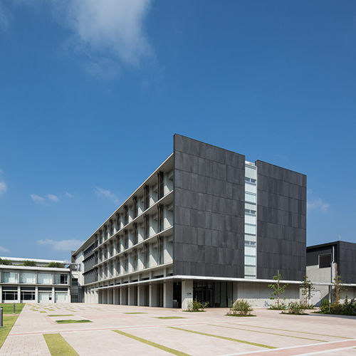 首都大学東京<br /> 日野キャンパス 3・4・5号館