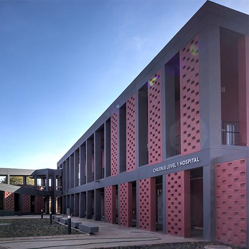 ザンビア国<br /> マテロ一次レベル病院<br /> チレンジェ一次レベル病院