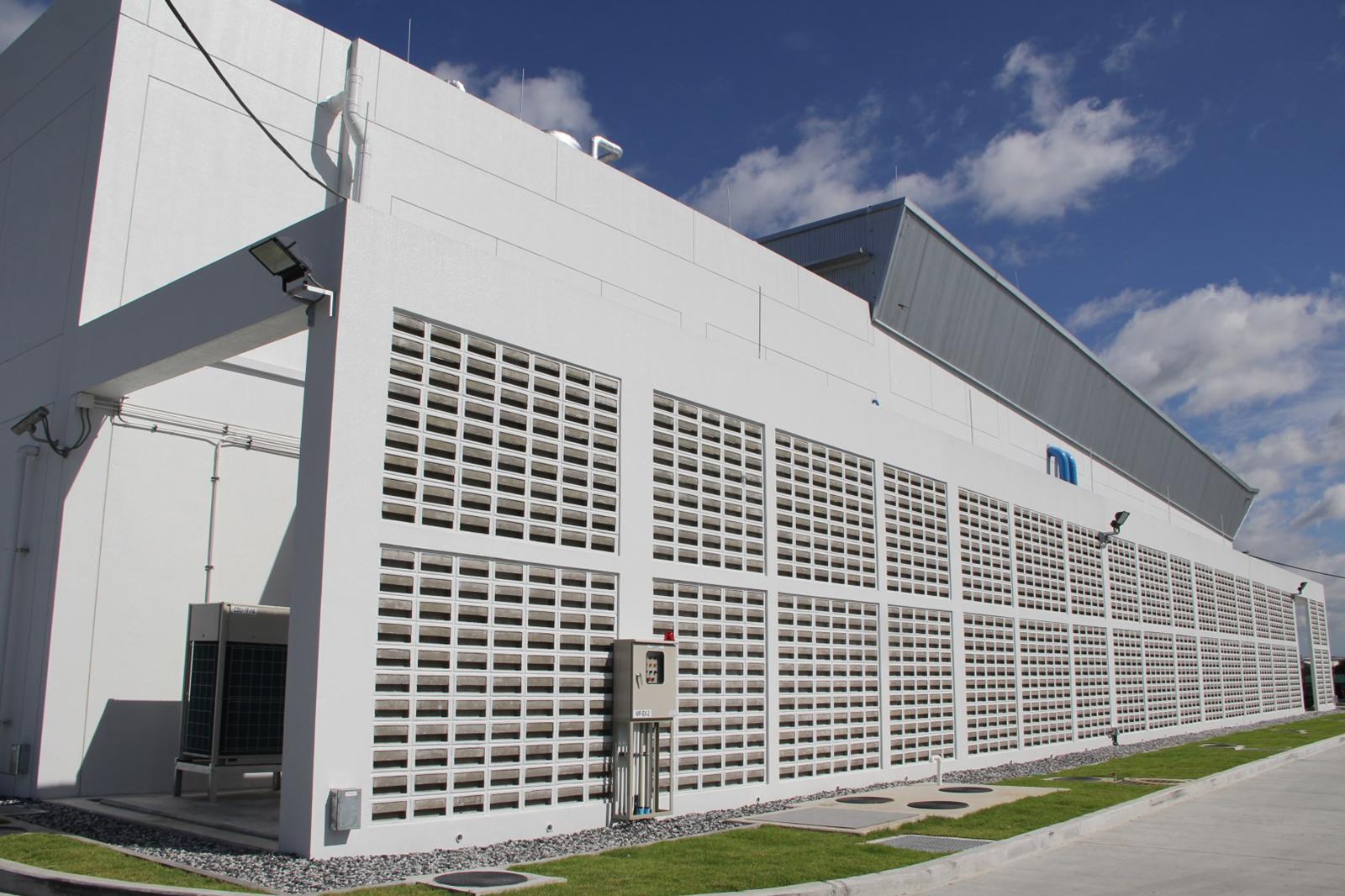 NISSAN TEST BUILDING (タイ日産 自動車開発実験棟)