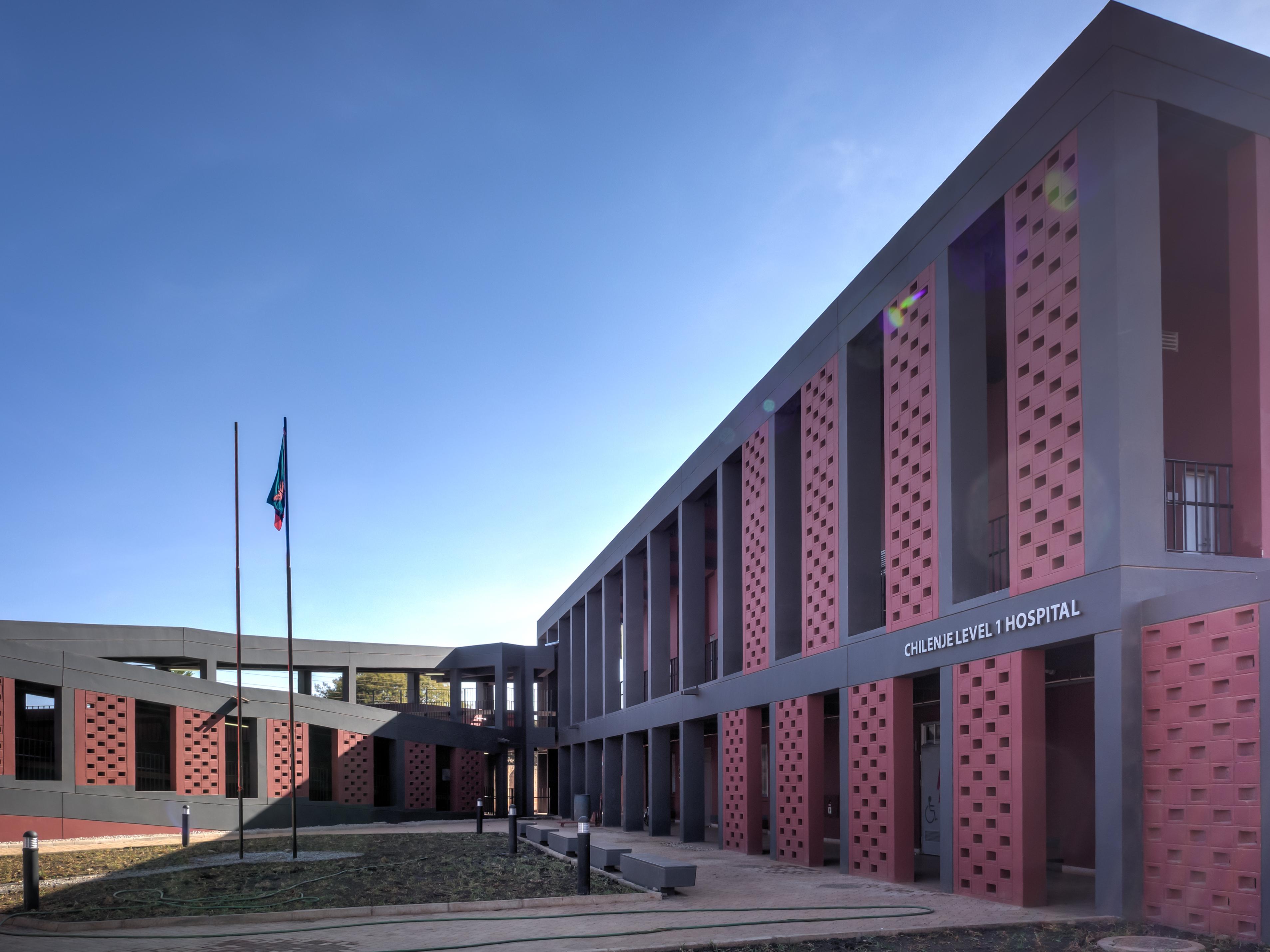 ザンビア国 マテロ一次レベル病院・チレンジェ一次レベル病院