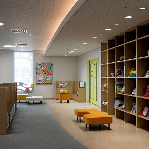 大田区立入新井図書館