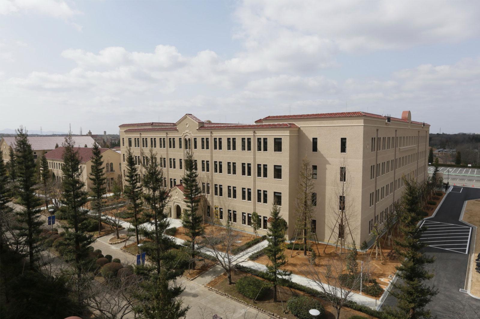 関西学院大学 神戸三田キャンパス Ⅶ号館