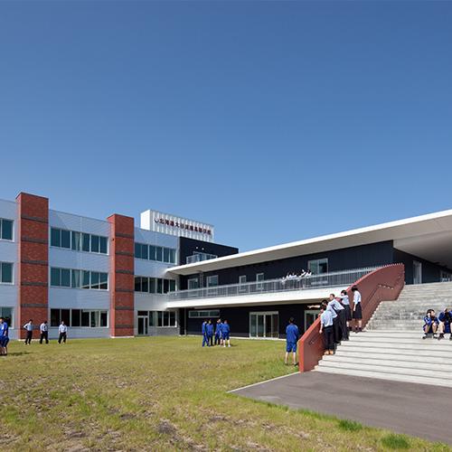 北海道大谷室蘭高等学校