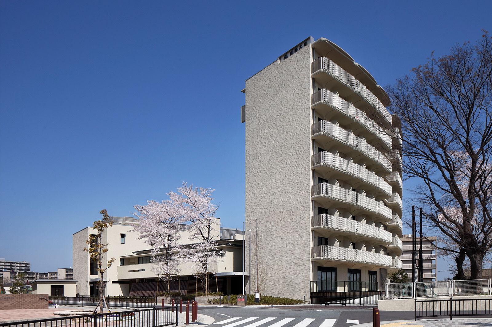 関西大学 南千里国際プラザ