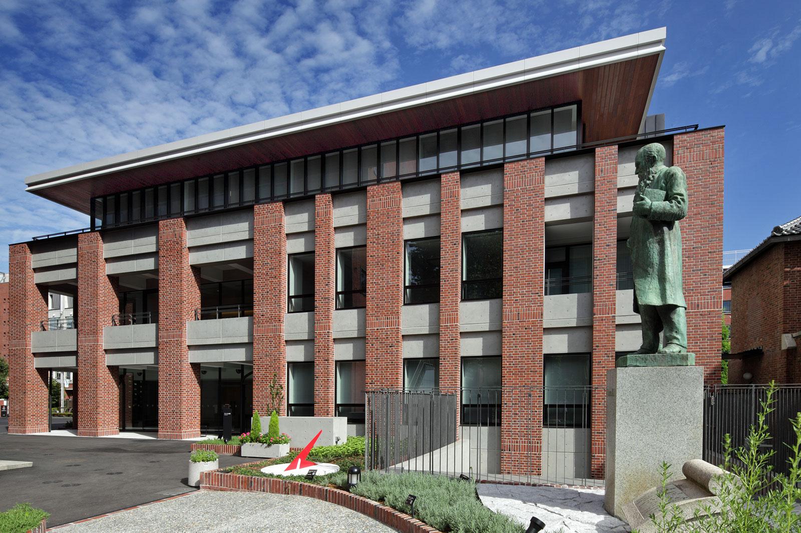立教大学 チャペル会館