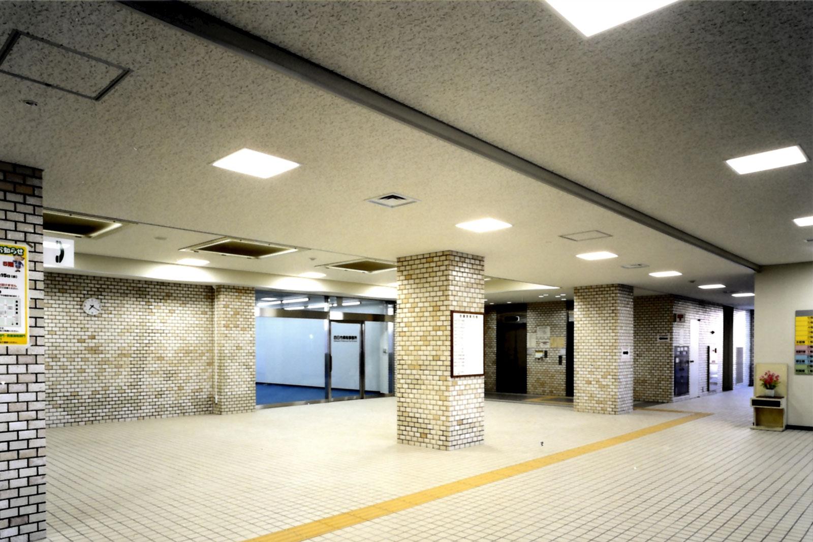 三重県四日市庁舎 (改修)