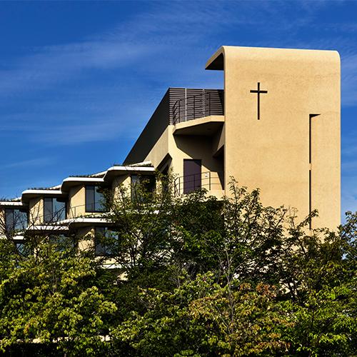 子羊の群れキリスト教会<br /> いのちの家
