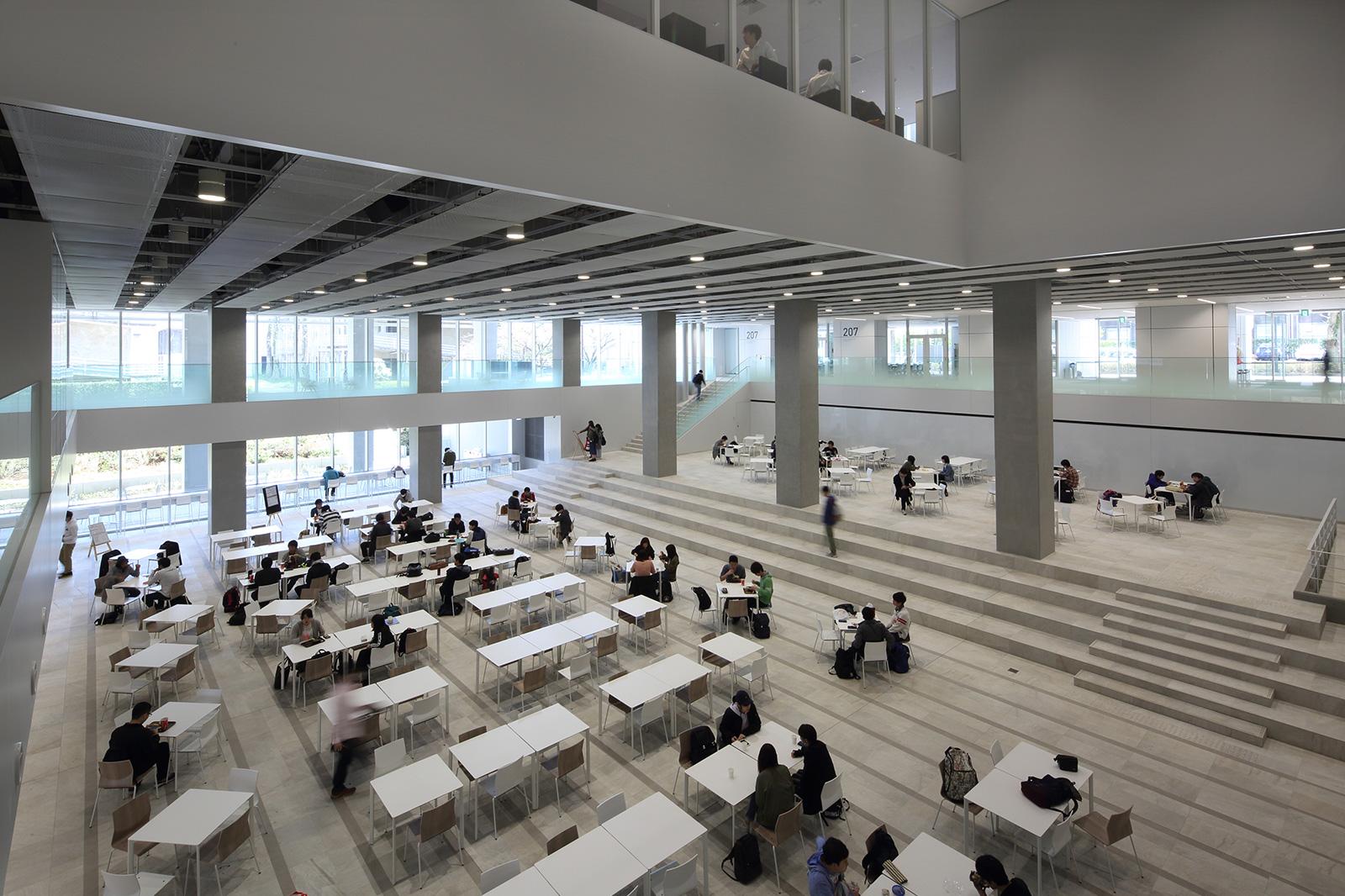 東海大学湘南校舎 Techno Cube(19号館)