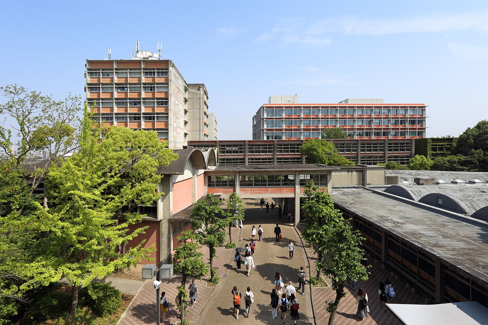 南山大学名古屋キャンパス Q棟