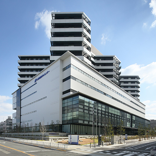 Osaka International Cancer Institute