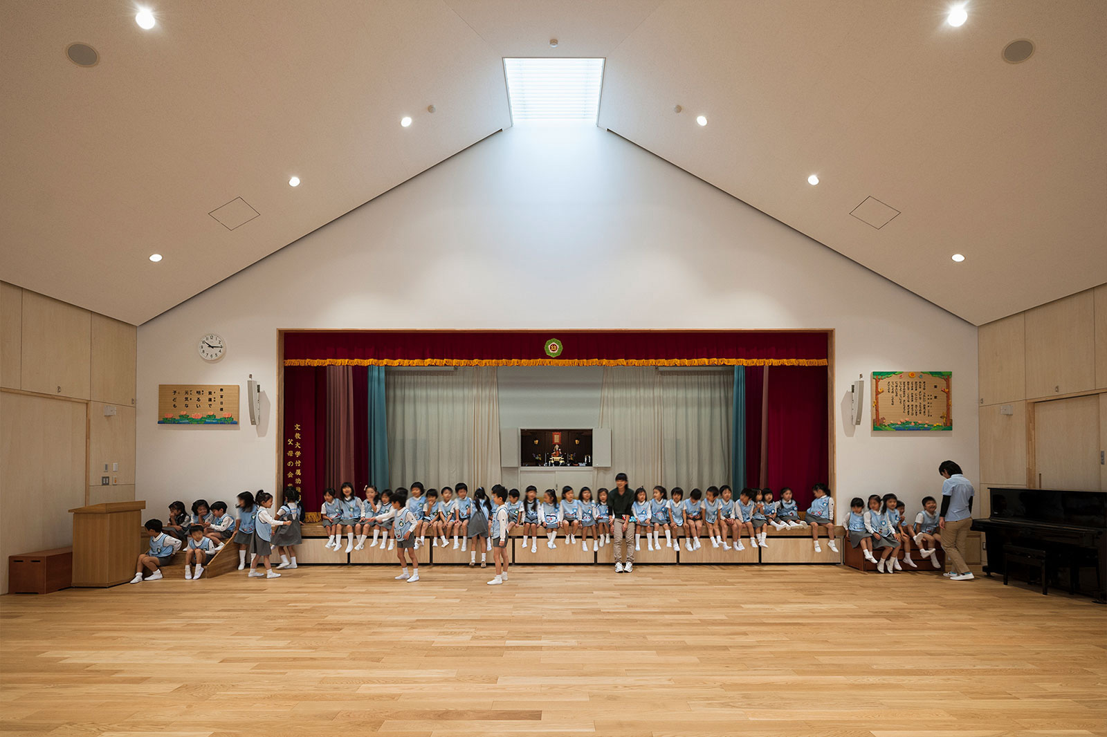 文教大学 付属幼稚園