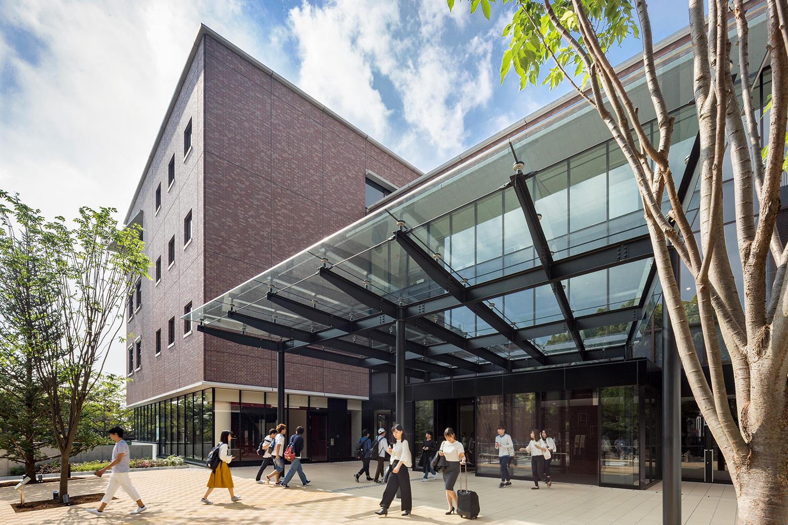 甲南大学岡本キャンパス KONAN INFINITY COMMONS