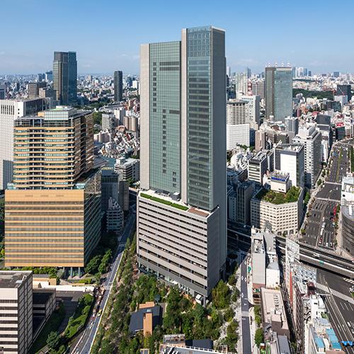 Akasaka Intercity AIR<br /> Tokyo, Japan