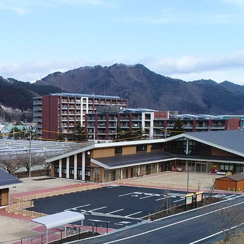 釜石市上中島こども園・すくすく親子教室・児童館