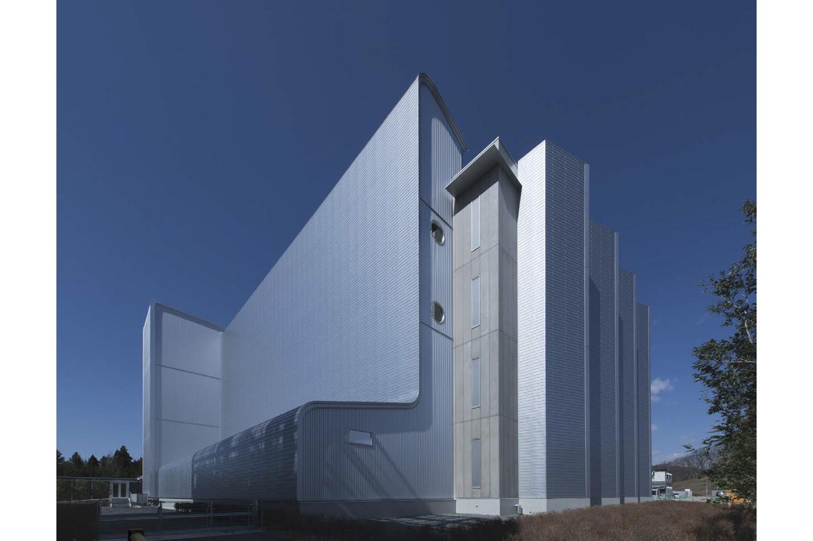 福島白河第一データセンター5号棟