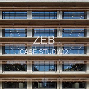 ZEB事例02<br /> 秋田市庁舎