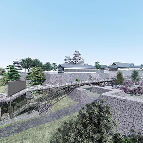 熊本城復旧基本計画策定支援業務