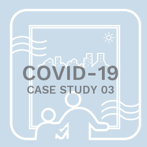 The Coronavirus Infection (COVID-19) : Air Quality - Study on HVAC Systems -