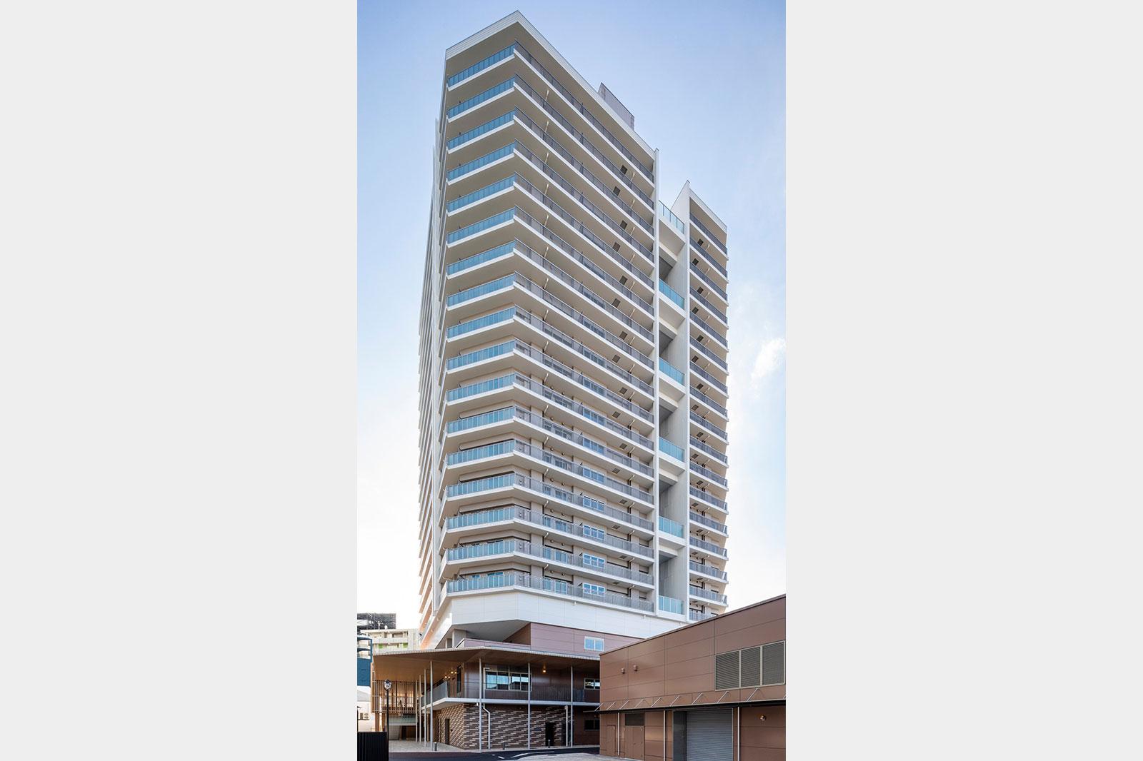 都営住宅28CS-101東(港区北青山三丁目・港区施設)