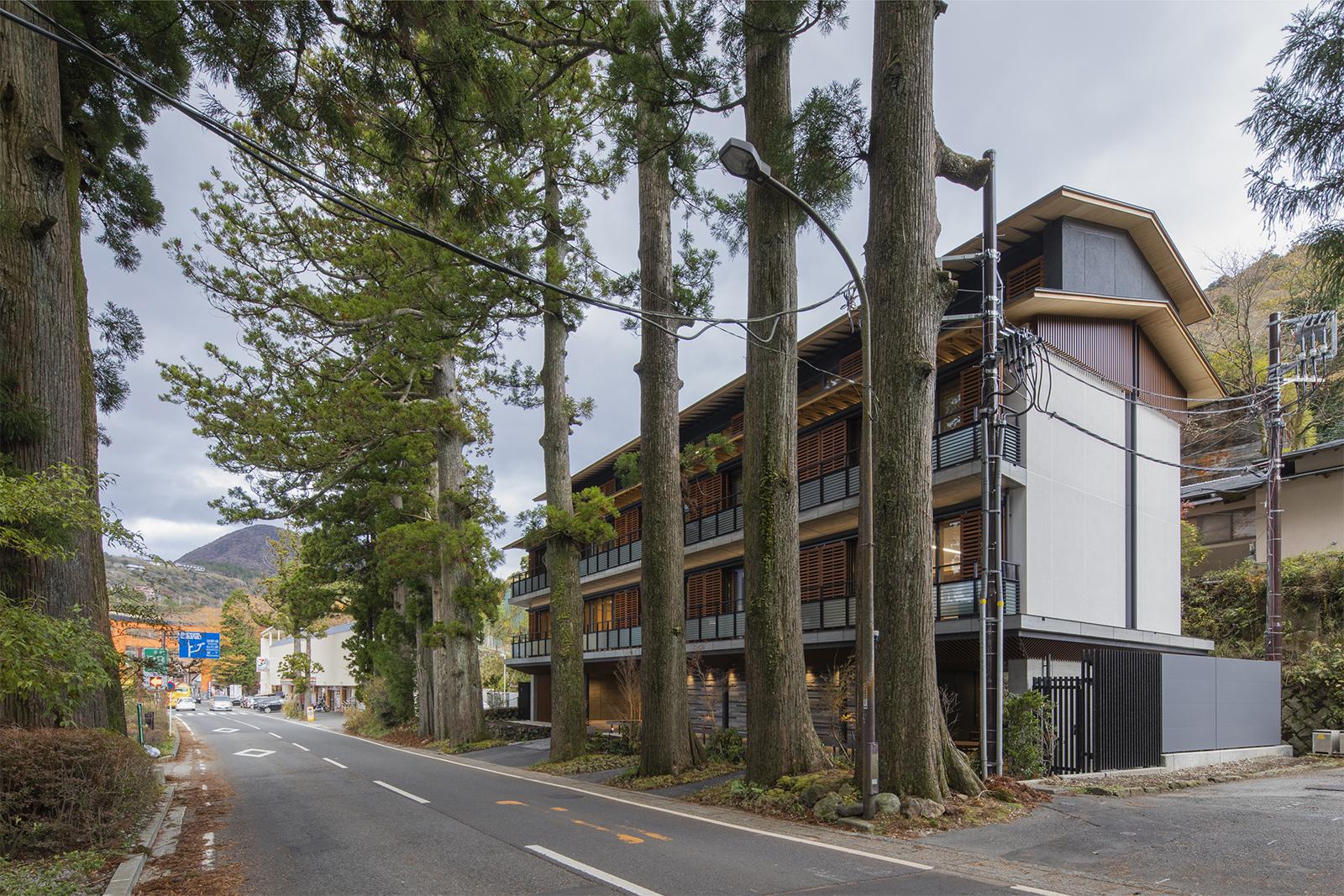 箱根・芦ノ湖セミナーハウス
